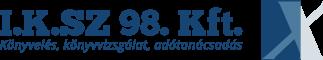 I.K.SZ. 98. Logo